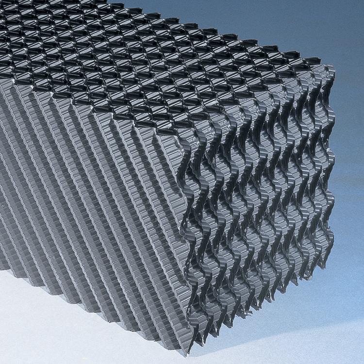 riempimento strutturato per torri evaporative