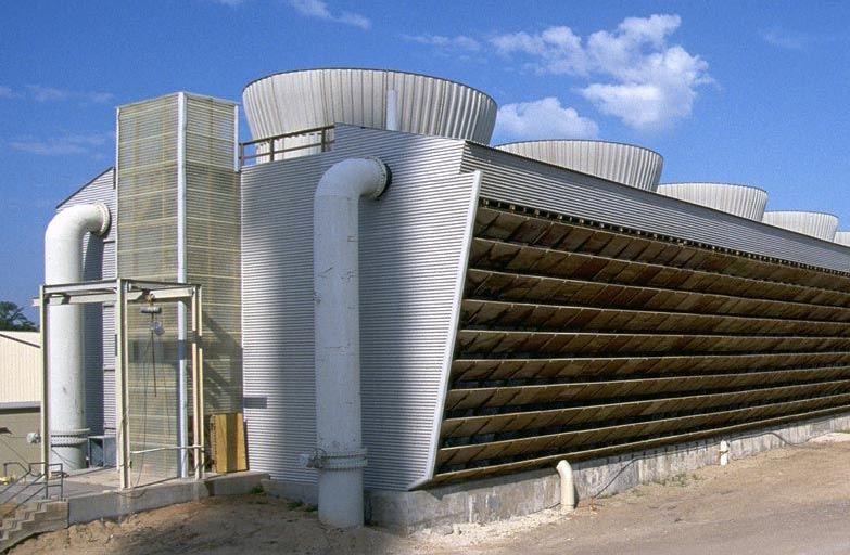 assistenza manutenzione torri evaporative