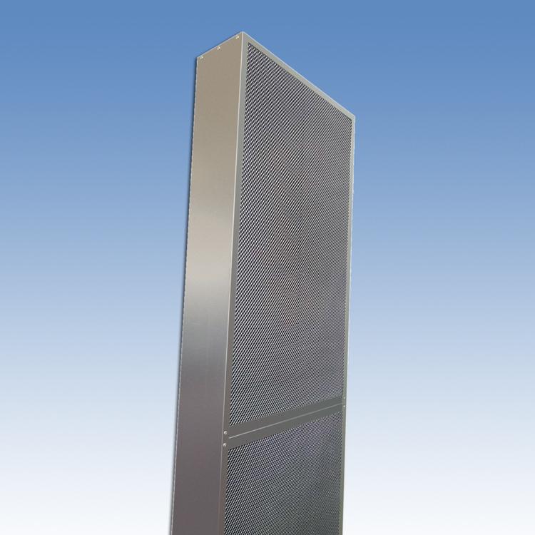 pannello fonoassorbente per torre evaporativa